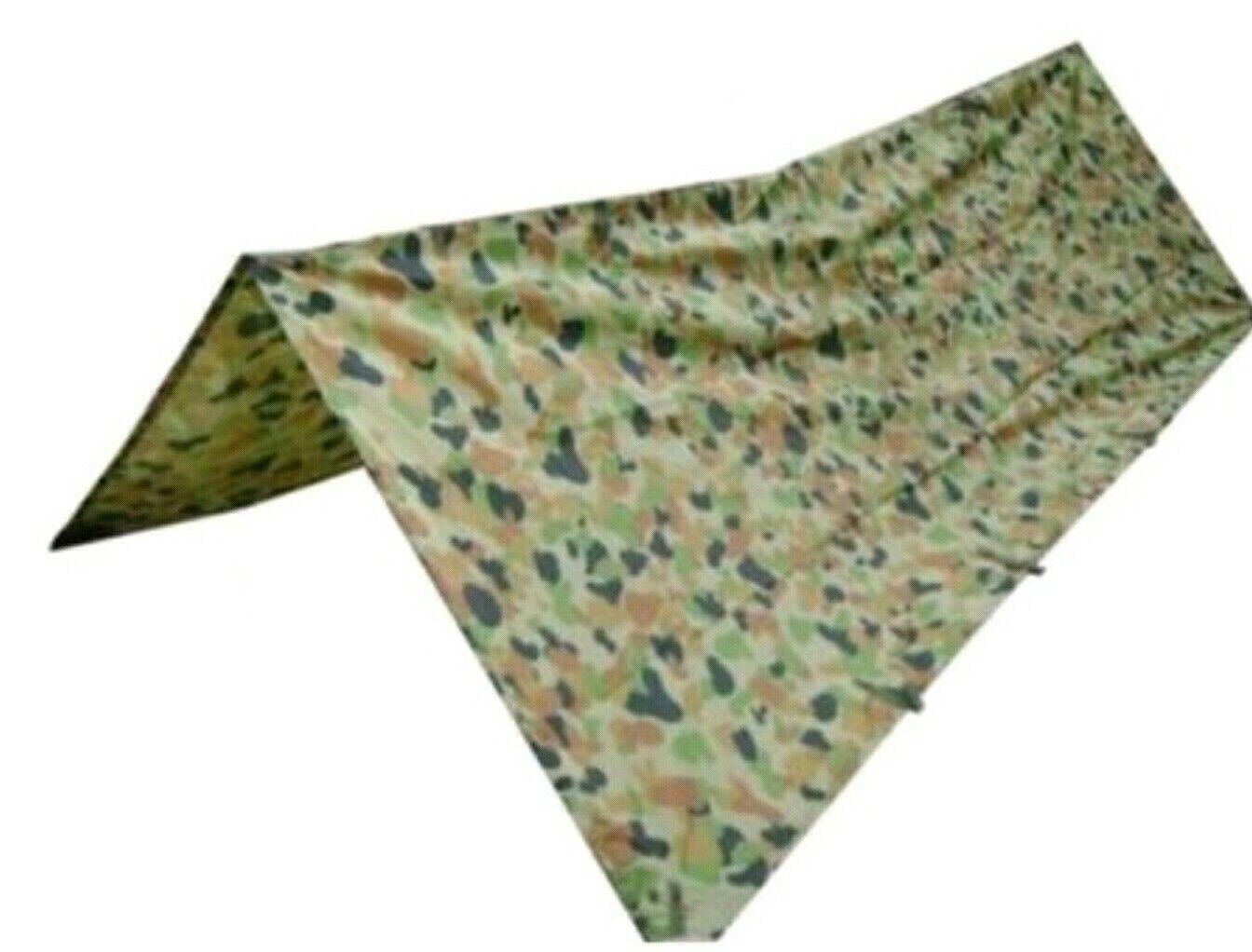 Tas hootthie auscam dpcu 278 x186cm 560 gramos de cinta adhesiva del Ejército   campamento   Boy Scout