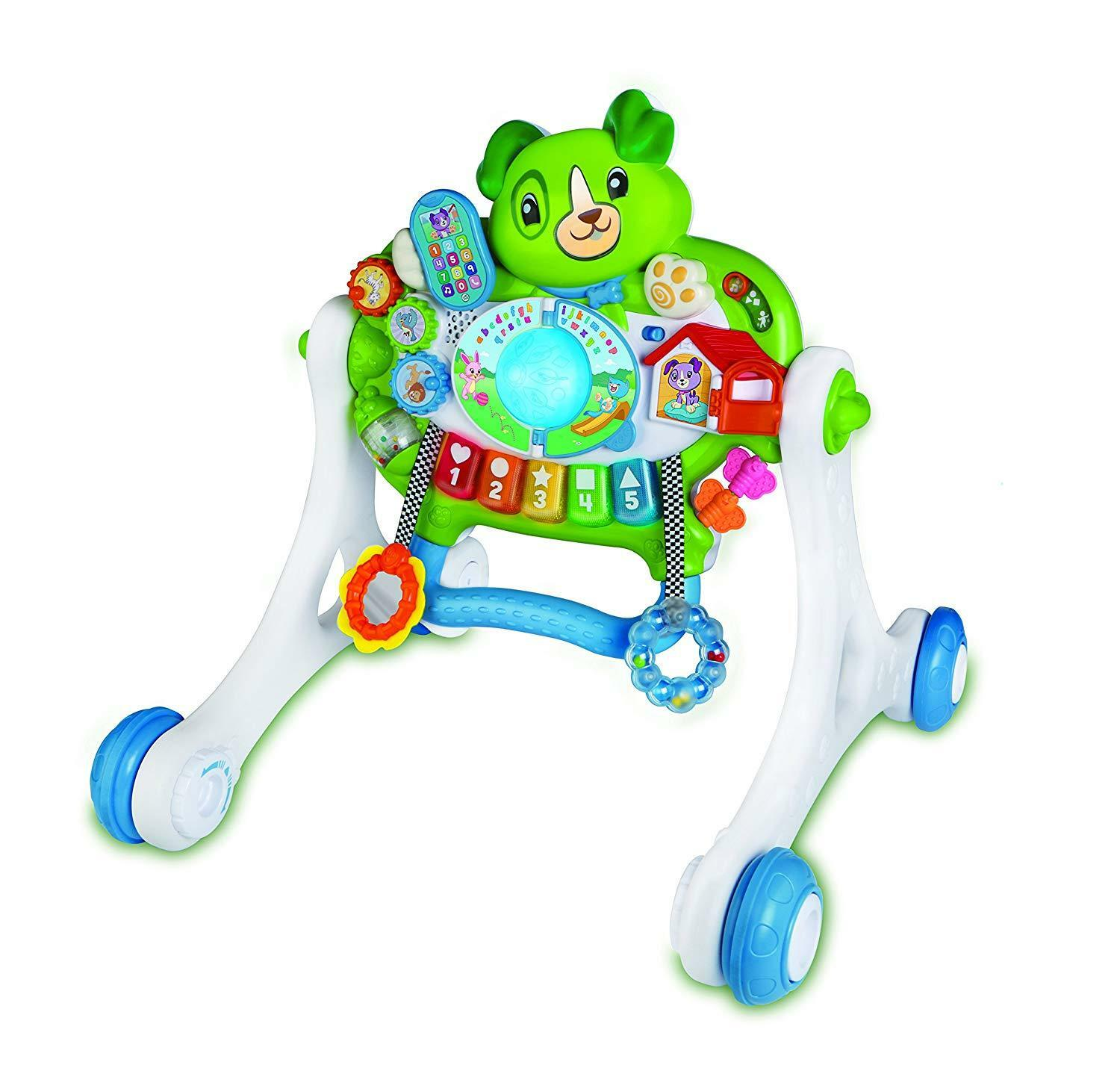 Leapfrog Scout's Get Up & Go Activity Center NEW