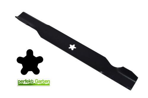 46 cm couteau - 5 bras étoile échancrée trou pour 36 DECK Husqvarna Partenaire McCulloch