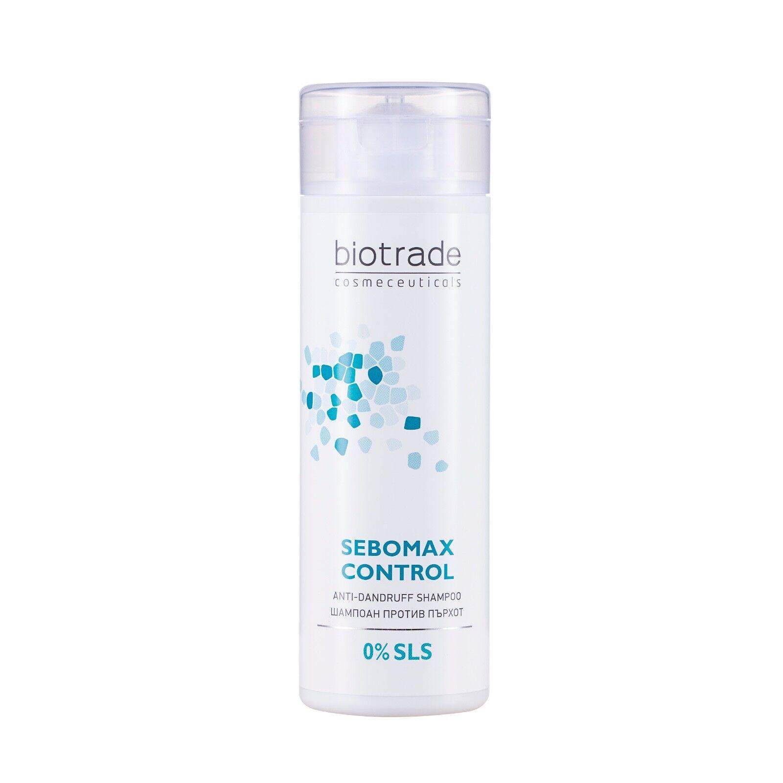 Biotrade Sebomax Anti Dandruff Shampoo Control 200 Ml Sls And Sles Pantene Dandruf 750ml Norton Secured Powered By Verisign
