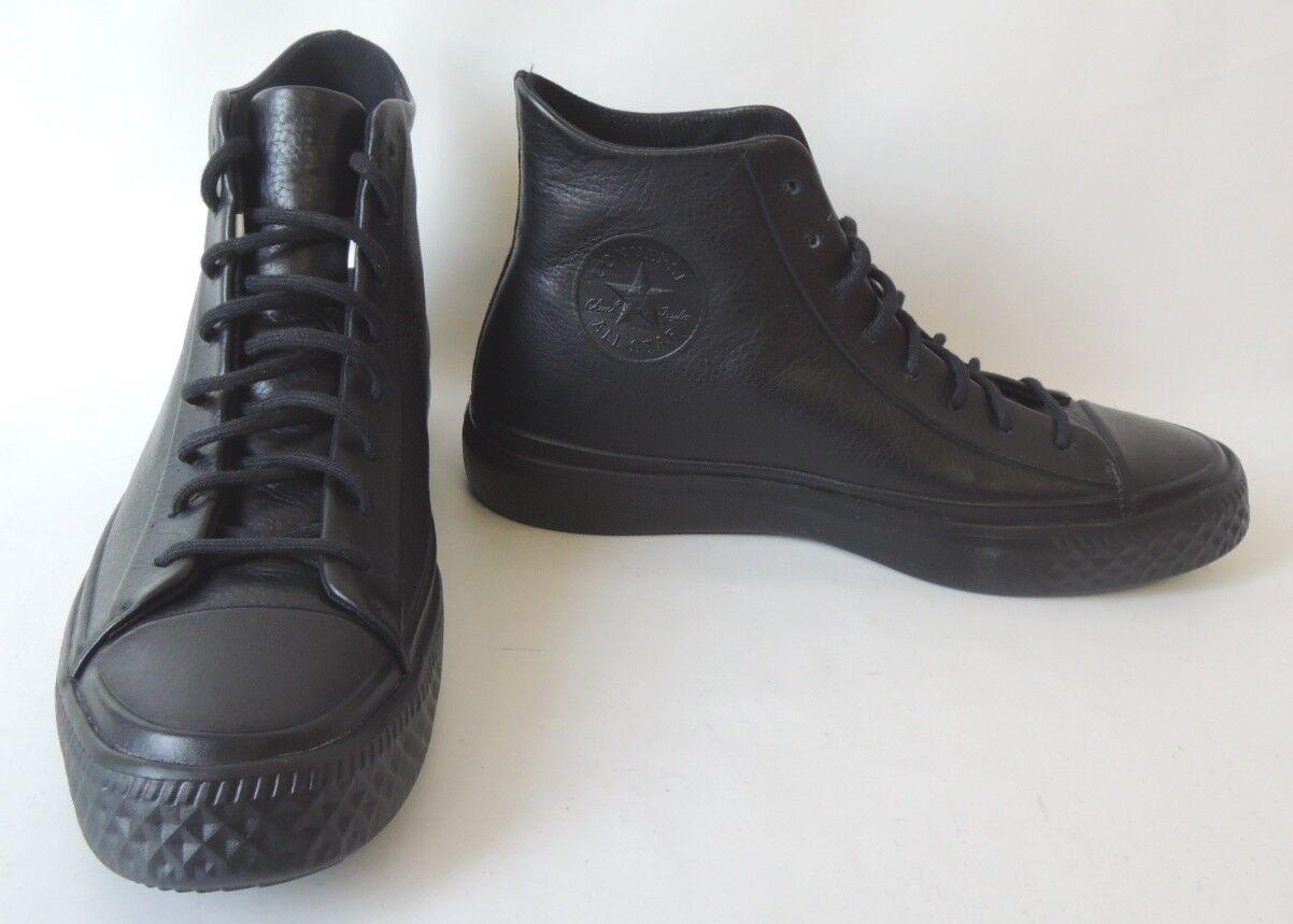 NEU Converse All Star Modern Hi 44,5 Chuck Taylor Leder Sneaker Chucks 156638C
