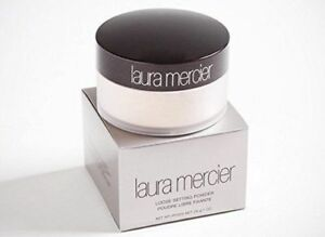 NIB-Laura-Mercier-No-1-Loose-Setting-Face-Powder-Translucent-1-oz-Full-Size