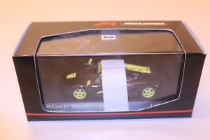 Minichamps-Hekorsa-Edition-McLaren-BMW-F1-GTR-SWB-Black-amp-Yellow-LTD-999pcs-1-43
