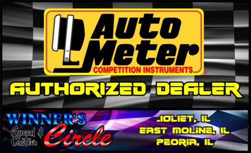 AutoMeter 4953 Ultra-Lite II Oil Temperature gauge 2-1//16 in.