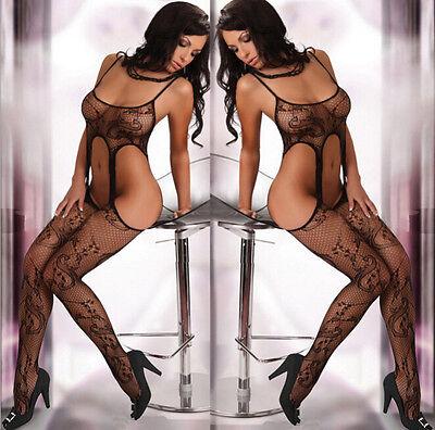 Sex Toys Bodysuit Bodystocking Sexy Nightwear Underwear Women Lingerie Intimates