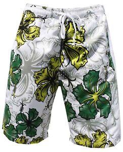 Bon CœUr Unisexe Eau Du Bain Short Shorts Bermuda Maillot De Bain 1233-07 Voir Tableau En S à 3xl-afficher Le Titre D'origine