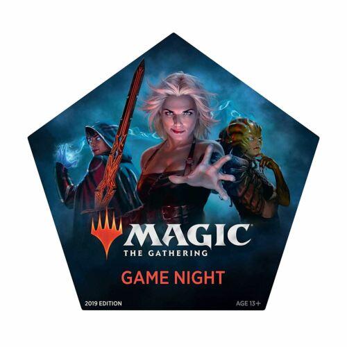 Magic the Gathering GIOCO NIGHT 2019