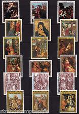 Mali - Christmas - U/M - 1970 + 1974 + 1975 + 1977 + 1979 + 1983 + 1984 'Bundle'