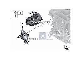 Water Pump Genuine BMW F30 3 Series 328i F20 125i 4 Series F10 X5 11518635089