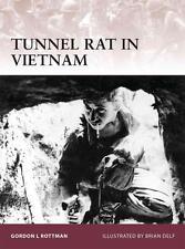Osprey Warrior 161: TUNNEL RAT IN VIETNAM (USA, Vietnamkrieg) / NEU