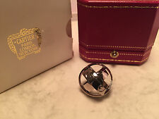 CARTIER ASTRO LOVE Ring / Anhänger Gr.55 750/000 WEISSGOLD mit original Ringbox