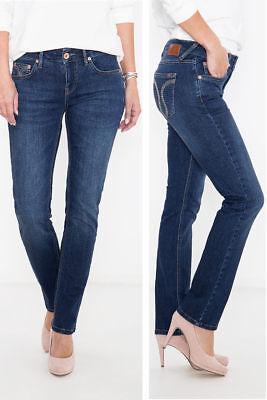 2019 Ultimo Disegno Att Jeans Stella 11051 250 Dark Blue Straight Fit Wonderstretch Nuovo Conf. Dimensioni-