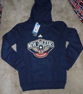 Details About New Nba New Orleans Pelicans Hoodie Hooded Sweatshirt Youth Boys M 10 12 New Nwt