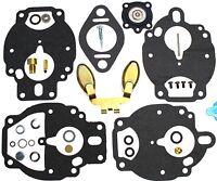 Carburetor Kit Float Ferguson Series 4000 Tractor 201ci 3 Cylinder Engine Massey