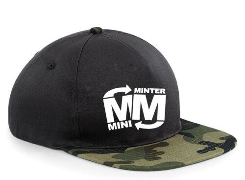 SNAPBACK HAT CAP MINIMINTER sdmn youtube pewdiepie markiplier tdm 7 COLOURS cool