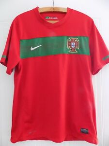 a11b9fc3 Image is loading NIKE-OFFICIAL-PORTUGAL-Retro-Football-Shirt-Maglia-Very-