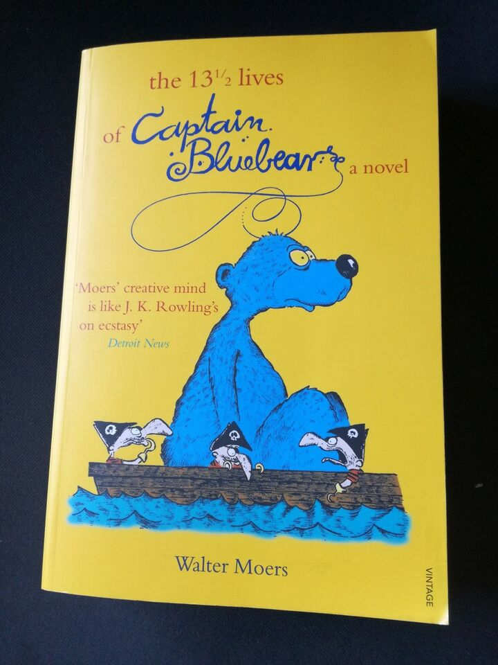The 13 1/2 Lives of Captain Bluebeard, Walter Moers, genre: