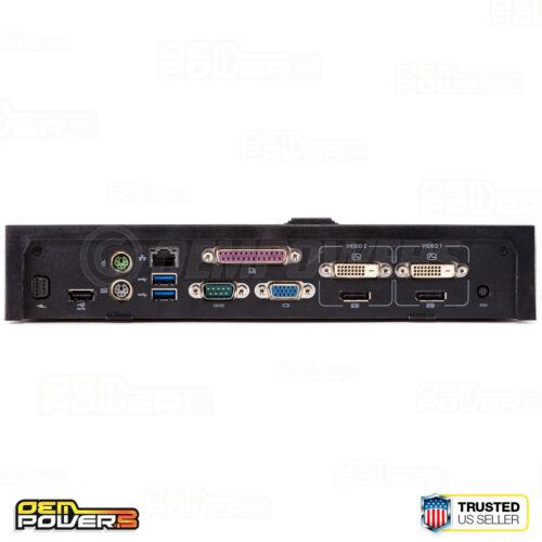 DELL USB 3.0 E-Port Plus Docking Station Adapter E5270 E5400 E5410 E5420 E5440