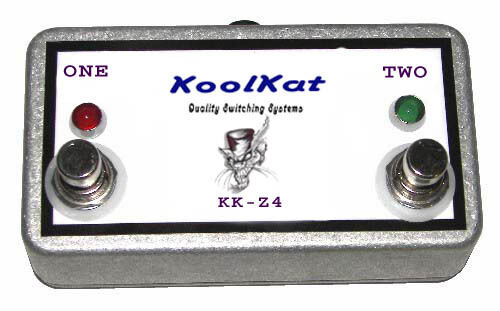 New KoolKat/'s 2 Button Footswitch for Mesa Boogie DC 2