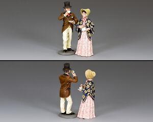 Roi et pays du monde de Dickens - Le couple café Wod048 Wod48