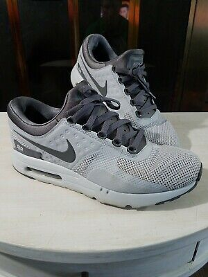Tenis Nike Air Max cero esencial Athetic Zapatos 876070 012 para hombre Talla 10 Gris | eBay
