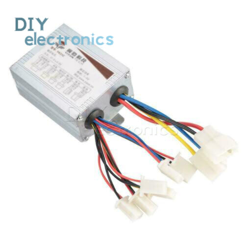 24//36//48V 500W Motor Brushed Speed Controller /& Throttle for E-Scooter US