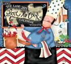 2017 Lang Wall Calendar Love to Cook by Lorilynn Simms Fits Timber Frame