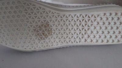 Freizeitschuhe Boots Sneaker Knöchelschuhe 3x Klett Weiß Gr.36 NEU