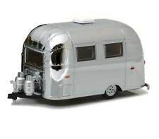 Greenlight 1 24 Airstream 16' Bambi Camper Travel Trailer Diecast Chrome 18236