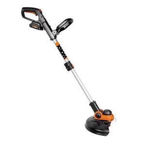 WORX-WG170-3-20V-4-0-Cordless-Grass-Trimmer-Edger-60-Min-Quick-Charger