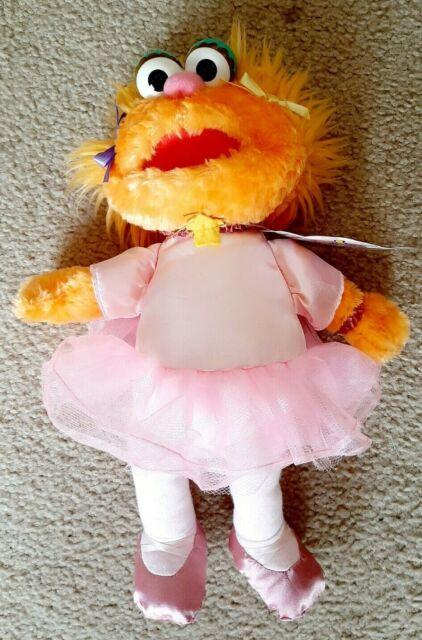 Sesame Street Ballerina Zoe 12 Inch Plush