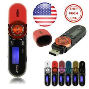 USB-LCD-Screen16GB-Support-Flash-TF-Player-MP3-Music-FM-Radio