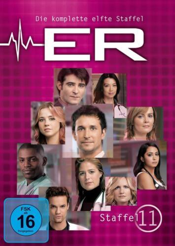 1 von 1 - Emergency Room - Staffel 11  [6 DVDs] (2013)