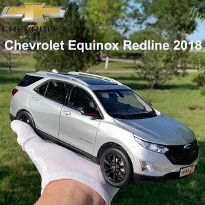 Original Gm 1 18 Chevrolet Equinox Redline 2018 Diecast Model Car