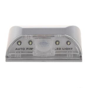 Lampe-de-LED-detecteur-automatique-PIR-pour-le-trou-de-la-serrure-argent-B9V9