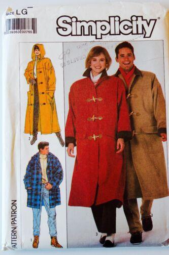 Mens /& Unisex JACKET OR COAT  Sew Pattern ~ UC U PICK