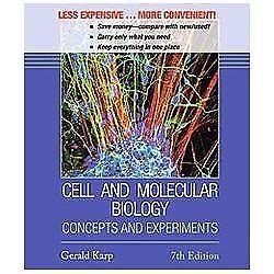 Karp Cell And Molecular Biology Ebook