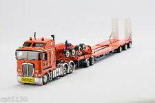 "Kenworth K200 w/ Drake Trailer - ""DRAKE ORANGE"" - 1/50 - TWH #113-T09014A"