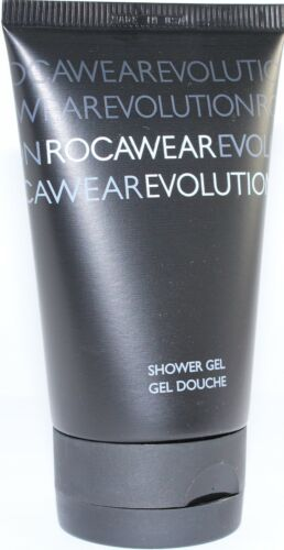 ROCAWEAR EVOLUTION SHOWER GEL UNBOX 3.4 OZ FOR MEN BY ROCAWEAR