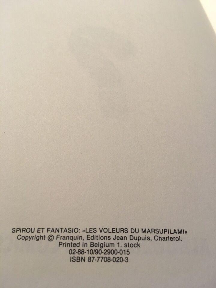 Splint & Co.: Hvor er spirillen?, (red) Freddy Milton,