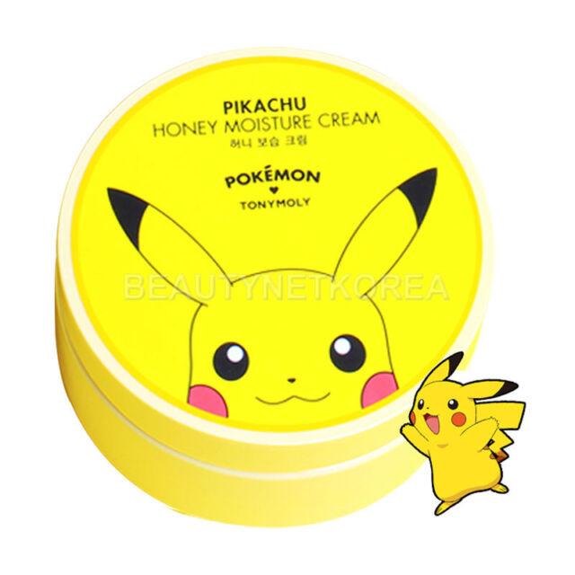 [TONYMOLY] Pokemon Pikachu Honey Moisture Cream 300ml