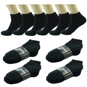 Wholesale Mix Color Skull Men/'s Ankle Quarter Sport Socks Cotton Size 9-11 10-13