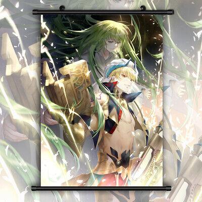 Fate Grand  Order HD Print Anime  Wall Poster Scroll Room Decor