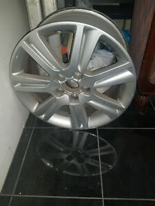 "AUDI Mag Wheel..A4-B8..2008-2012 Used 17""...pickup Melb.CBD or Kallista 3791"