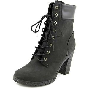 346b42f6c0e6 Women s Shoes Timberland Glancy 6 Inch Lace up Block Heel Bootie ...