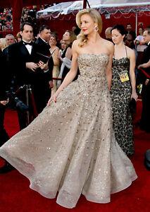 62-500-Oscar-de-la-Renta-Embellished-Tulle-Evening-Dress-Runway-Gown-IT-42-US-6