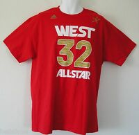 Adidas Blake Griffin La Clippers Nba All Star Jersey-t Shirt Basketballmen Lrg