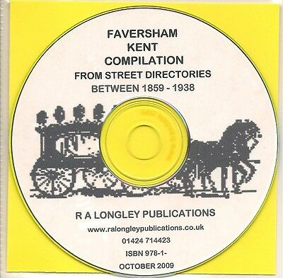 Northiam CD Sussex from Kelly/'s Directories 1867-1938