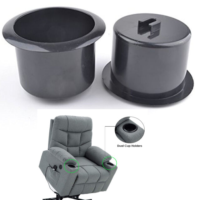 Fabulous 2X Cup Holder For Boat Rv Couch Recliner Sofa Poker Table Evergreenethics Interior Chair Design Evergreenethicsorg