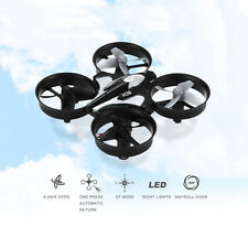 JJRC H36 Headless Mode 360° Flips One Key Return Mini Nano RC Quadcopter Black